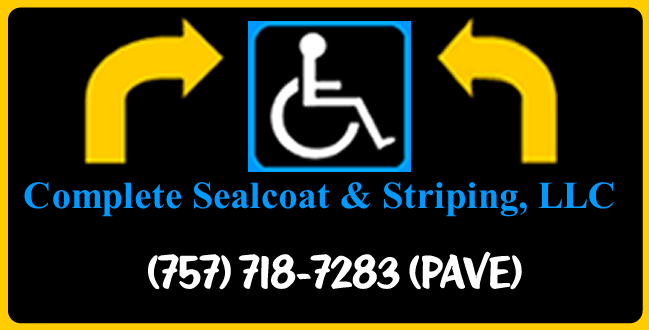 Sealcoat Striping